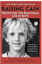 Sonhood parent coaching resources raising cain book cover